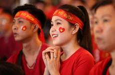 TP HCM trắng đêm mừng tuyển Việt Nam vô địch AFF Cup