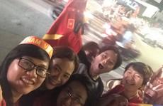 Người Việt ở nước ngoài hồ hởi với cúp vô địch