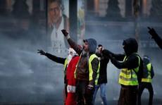 Pháp: Biểu tình 'áo ghi-lê vàng' mất đà vì ...lạnh