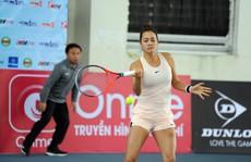 Choáng với chiến thắng trắng của người đẹp Alizé Lim
