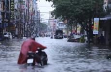 Đà Nẵng: Chỗ ngập thiếu máy bơm, chỗ có máy bơm không ngập