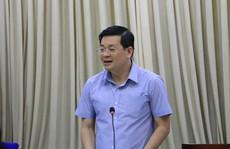 TP HCM họp báo về việc 'trảm' 180 dự án