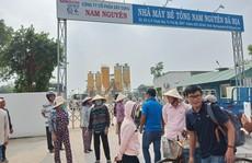 Bà Rịa - Vũng Tàu: Doanh nghiệp làm liều, hàng chục hộ dân quyết chặn cửa