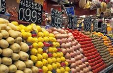 Doanh số organic Tây Ban Nha cao kỷ lục