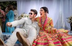 Đám cưới lung linh của cựu Hoa hậu Thế giới và 'phi công' Nick Jonas