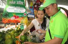 'Vua chuối' Võ Quan Huy than khó đưa hàng vào siêu thị Việt