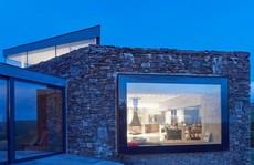 Chiêm ngưỡng tuyệt tác ngôi nhà đá kiến tạo từ tình yêu thiên nhiên