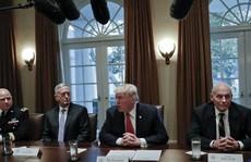 Ông Donald Trump 'mất' vị tướng cuối cùng trong đội ngũ an ninh
