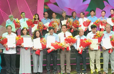 Báo Người Lao Động đạt giải C về học tập, làm theo gương Bác