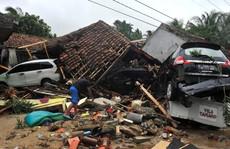 Vì sao sóng thần 'núi lửa' tại Indonesia thảm khốc quá sức tưởng tượng?