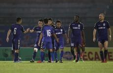 B.Bình Dương chia điểm Đà Nẵng ở BTV Cup Number 1