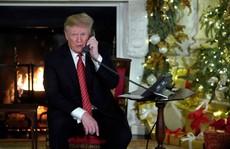 Ông Trump than 'cô quạnh' trong Nhà Trắng