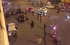 Tổng lực xử 'ma men' phóng xe trên đường