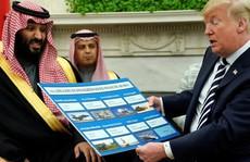 Rút quân khỏi Syria, ông Trump bất ngờ 'chuyền bóng' sang Ả Rập Saudi