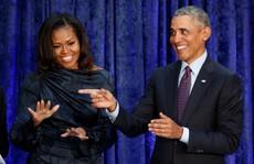 Phu nhân của ông Obama bất ngờ 'soán ngôi' bà Hillary Clinton
