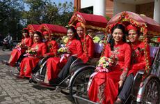 Đà Nẵng: Ấm áp lễ cưới tập thể cho đoàn viên