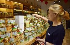 Phong phú đặc sản organic Tết