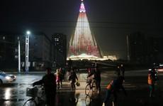 Khách sạn không người cao nhất thế giới thắp sáng niềm kiêu hãnh Triều Tiên