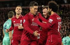 Liverpool 'vùi dập' Arsenal đêm cuối năm ở Anfield