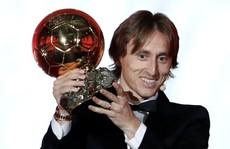 Hậu kỷ nguyên Messi-Ronaldo, Luka Modric chiến thắng Quả bóng vàng