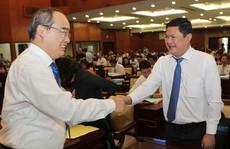 Bí thư Thành ủy TP HCM nói về Thủ Thiêm, công tác cán bộ