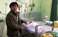 Nặng 4 kg vẫn cho sinh thường, trẻ sơ sinh nguy kịch