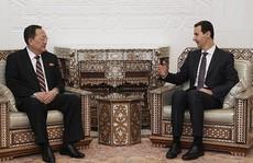 Triều Tiên xác định có 'chung kẻ thù' với Syria