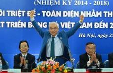 VFF đại hội 'kín', không cho báo chí tham gia