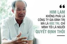 Ông Dương Công Minh kể về tuổi trẻ buôn chuối, từng phá sản vì xoài
