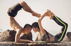 Hãy tìm đến yoga nếu muốn 'chuyện ấy' thăng hoa