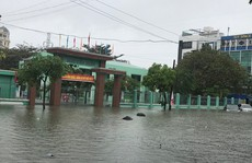 Đà Nẵng cho học sinh, sinh viên toàn thành phố nghỉ học ngày 10-12