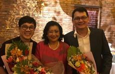 NSND Kim Cương vận động 1,5 tỉ đồng từ thiện