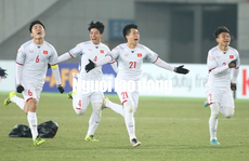 Thế hệ 'vàng mười' của bóng đá Việt