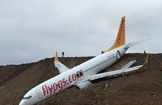 """Tình tiết mới trong vụ máy bay Thổ Nhĩ kỳ """"treo"""" trên vách đá"""