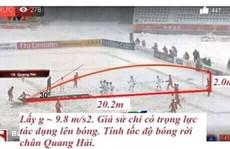 Nhiều đề thi môn Văn, Toán 'ăn theo' U23 Việt Nam