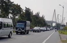 Từ ngày 17-1, cấm xe trên 16 tấn qua cầu Rạch Miễu