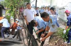 (eMagazine) - Vỉa hè Sài Gòn năm qua có gì thay đổi