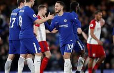 Hazard lập 'cú đúp', Chelsea tìm lại niềm vui chiến thắng