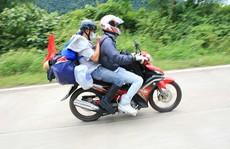 Kinh nghiệm 'cưỡi' xe máy về quê ăn Tết
