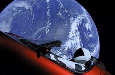'Xe điện không gian' của Elon Musk có thể đâm vào trái đất