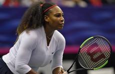 Serena Williams: 'Tôi suýt chết khi sinh con'