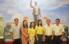 Ngành thể thao TP HCM giao nhiệm vụ cho Tú Chinh