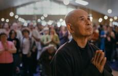 Chiếu phim tài liệu về thiền sư Thích Nhất Hạnh ở Việt Nam
