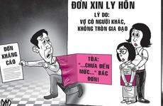 1 lãnh đạo xã đòi ly hôn vì vợ cho bạn học cá khô nửa đêm