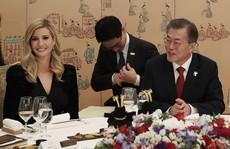 Thông điệp trong bữa tối tổng thống Hàn Quốc mời Ivanka Trump