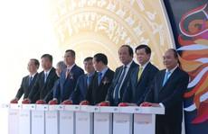Thủ tướng đánh giá cao dự án Tổ hợp Hóa dầu Miền Nam