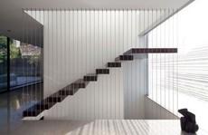 10 mẫu cầu thang dây độc đáo làm mới không gian sống