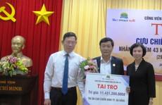 Núi Thần Tài tài trợ hơn 11 tỉ đồng tri ân cựu chiến binh Đà Nẵng