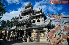 Khám phá ngôi chùa ve chai nổi tiếng ở Đà Lạt