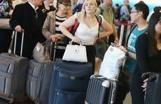 Những đồ vật không nên để ở hành lý kí gửi